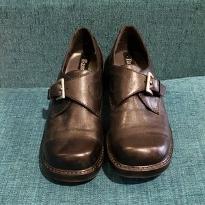 Bass Buckle Loafers